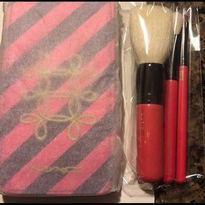 MAC Cosmetics Makeup - Mac brush set